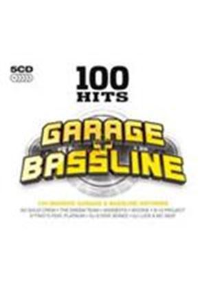 Various Artists - 100 Hits - Garage And Bassline (Music CD)