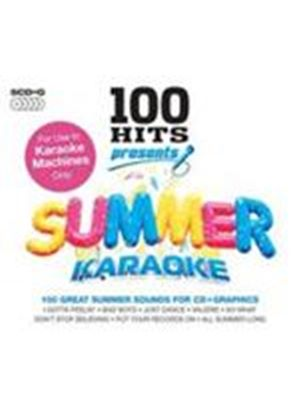 Various Artists - 100 Hits - Summer Karaoke (Music CD)