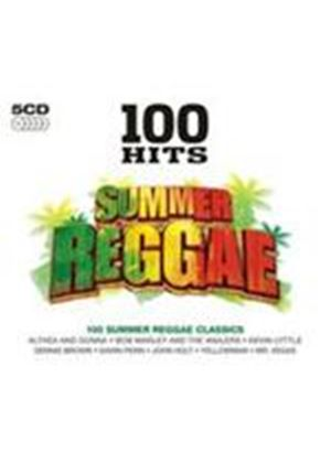 Various Artists - 100 Hits - Summer Reggae (Music CD)