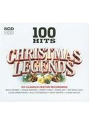 Various Artists - 100 Hits - Christmas Legends (Music CD)