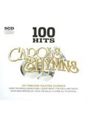 Various Artists - 100 Hits - Carols And Hymns (Music CD)