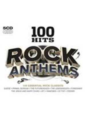Various Artists - 100 Hits - Rock Anthems (Music CD)