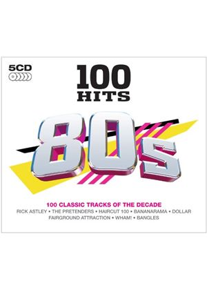 Various Artists - 100 Hits (80's) (Music CD)