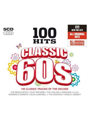 Various Artists - 100 Hits (Classic 60s) (Music CD)