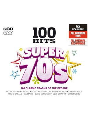 Various Artists - 100 Hits (Super 70s) (Music CD)