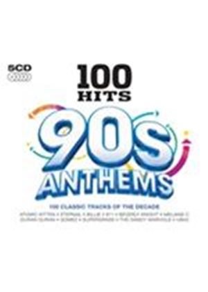 Various Artists - 100 Hits (90s Anthems) (Music CD)