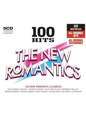 Various Artists - 100 Hits (The New Romantics) (Music CD)