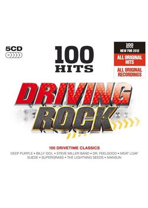 Various Artists - 100 Hits (Driving Rock) (Music CD)