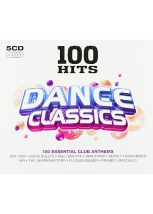 Various Artists - 100 Hits (Dance Classics) (Music CD)