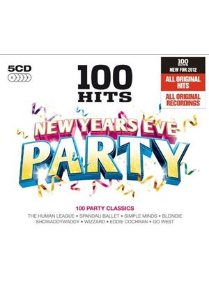 Various Artists - 100 Hits (New Years Eve Party) (Music CD)