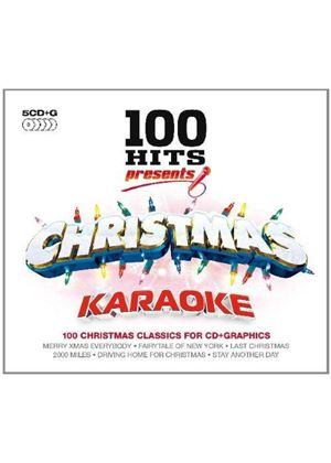 Various Artists - 100 Hits (Christmas Karaoke) (Music CD)