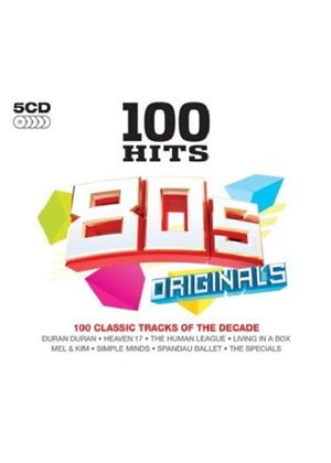 Various Artists - 100 Hits (80s Originals) (Music CD)