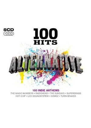 Various Artists - 100 Hits (Alternative) (Music CD)