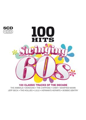 Various Artists - 100 Hits (Swingin' 60s) (Music CD)