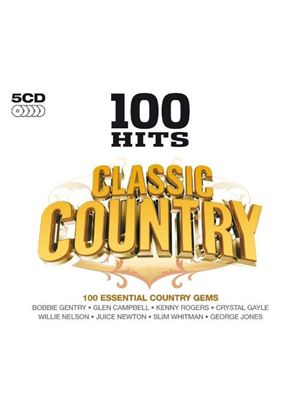 Various Artists - 100 Hits (Country Classics) (Music CD)