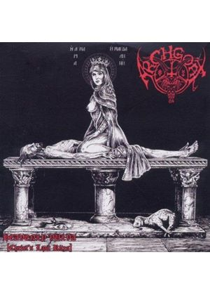 Archgoat - Heavenly Vulva (Christ's Last Rites) (Music CD)