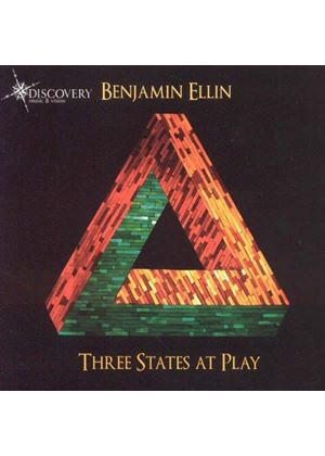 Three States at Play (Music CD)