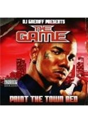 Game (The) - Paint The Town Red (Music CD)