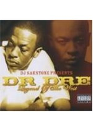 Dr. Dre - Legend Of The West (Music CD)