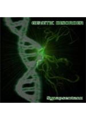 Genetic Disorder - Synapsentanz (Music CD)