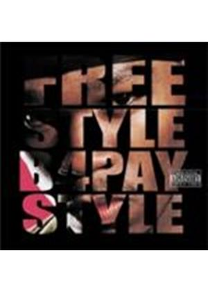 50 Cent - Freestyle B4 Paystyle [PA] (Music CD)