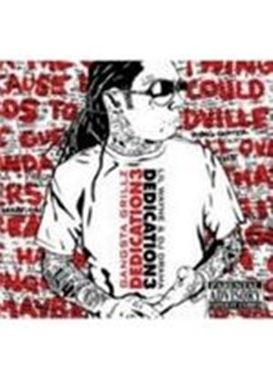 Lil' Wayne - Dedication Vol.3 [PA] (Music CD)
