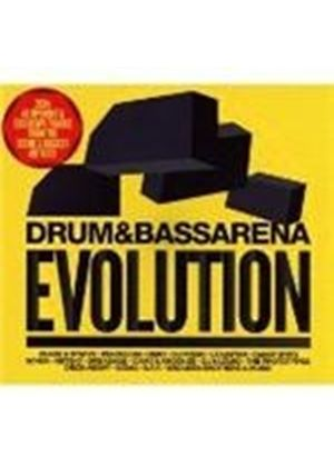 Various Artists - Drum 'N' Bass Arena - Evolution (Music CD)