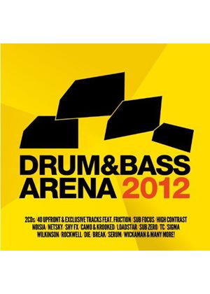 Drum & Bass Arena 2012 - Drum & Bass Arena 2012 (Music CD)