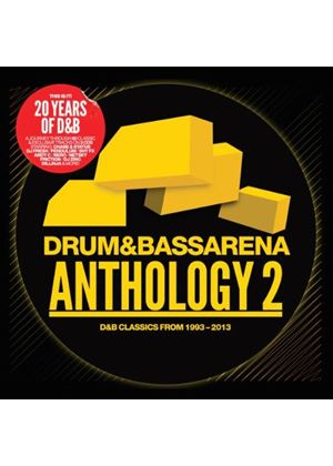Various Artists - Drum & Bass Arena Anthology 2 (Music CD)