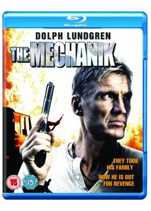 The Mechanik (Blu-Ray)