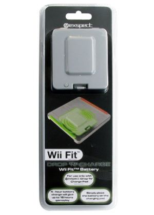 Exspect Wii Fit Drop N Charge Battery (Wii)