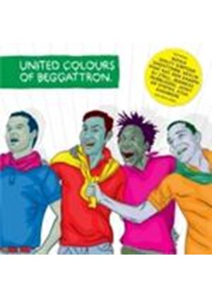 Foreign Beggars - United Colours Of Beggattron (Music CD)