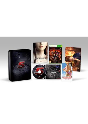 Dead Or Alive 5 - Collector's Edition (Xbox 360)