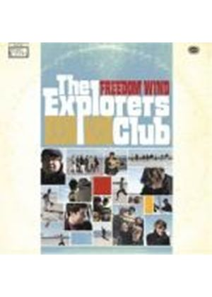 Explorers Club - Freedom Wind (Music CD)