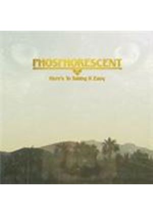 Phosphorescent - Here's To Taking It Easy (Music CD)