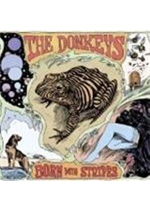 Donkeys (The) - Born With Stripes (Music CD)