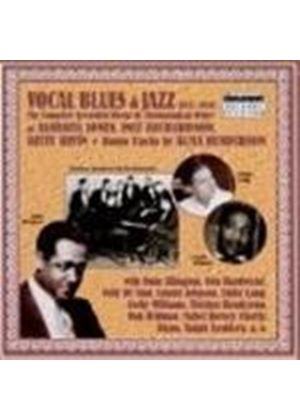 Various Artists - Vocal Blues And Jazz Vol.1 1921-1930