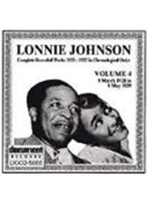 Lonnie Johnson - Lonnie Johnson Vol.4 1928-1929
