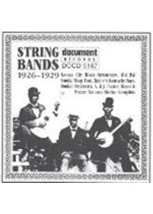 Various Artists - String Bands 1926-1929