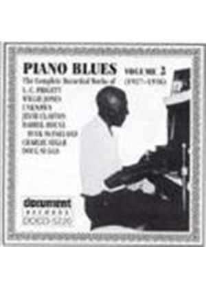 Various Artists - Piano Blues Vol.2 1927-1940