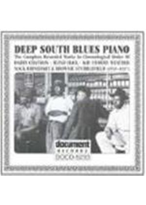 Various Artists - Deep South Blues Piano 1935-1937