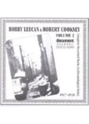Bobby Leecan & Robert Cooksey - Bobby Leecan And Robert Cooksey Vol.2 1927-1928