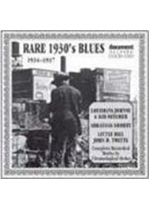 Various Artists - Rare 1930's Blues Vol.1 1934-1937