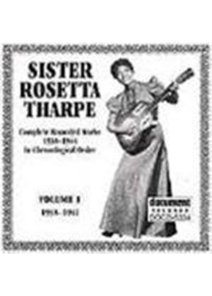 Sister Rosetta Tharpe - Complete Recorded Works Vol.1 1938-1941, The