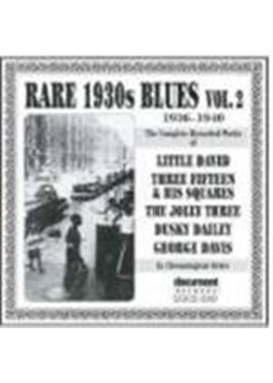 Various Artists - Rare 1930's Blues Vol.2 1936-1940
