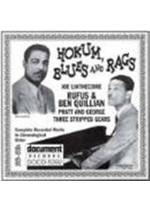 Various Artists - Hokum Blues And Rags 1929-1930's