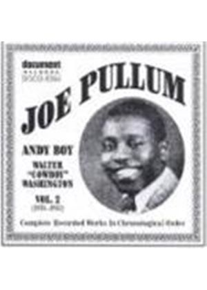 Joe Pullum - Joe Pullum Vol.2 1935-1951