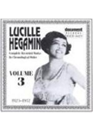 Lucille Hegamin - Lucille Hegamin Vol.3 1923-1932