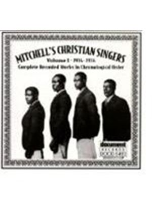 Mitchell's Christian Singers - Mitchell's Christian Singers Vol.1 1934-1936