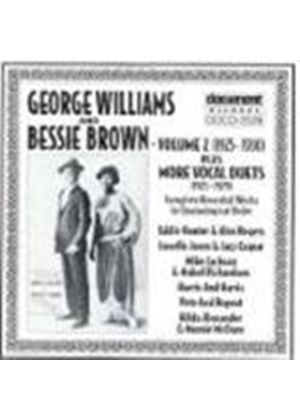 George Williams & Bessie Brown - George Williams & Bessie Brown Vol.2 1925-1930
